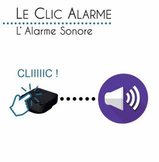 2021-01 Le Clic Alarme Bouton Noir - Png