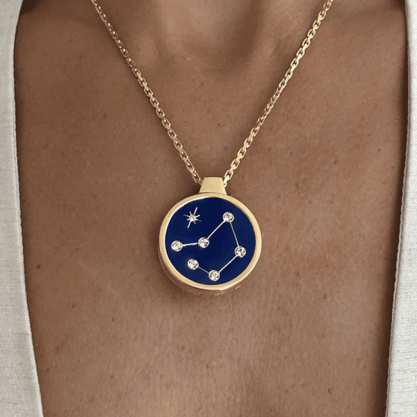 Bijou Pendentif MONSHERIF© CONSTELLATION